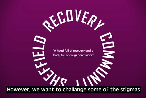Recovery: Our Stories (Motion Graphics)