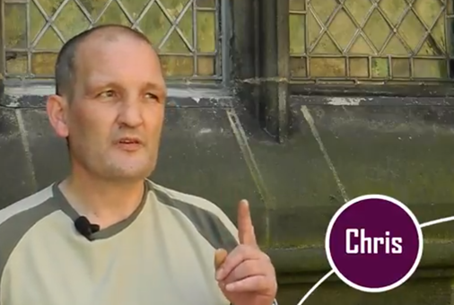 Recovery : Chris's Story